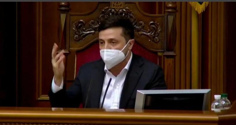 Президент Украины попал в больницу