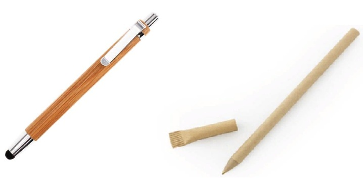 Эко ручки - что это?